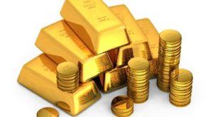 العقود الآجلة لأسعار الذهب الدولار الأمريكي