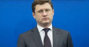 الكسندر نوفاك، وزير الطاقة الروسي، انتاج النفط