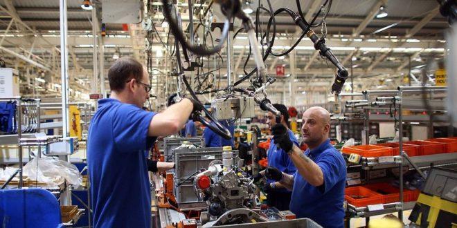 منطقة اليورو، النشاط التصنيعي، اليورو