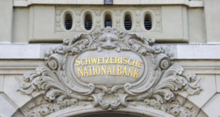 المركزي السويسري، الفائدة، الفرنك