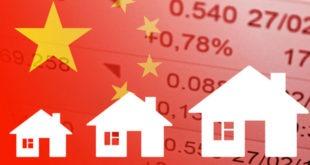 مبيعات المنازل، المنازل الصينية ، الاقتصاد الصيني