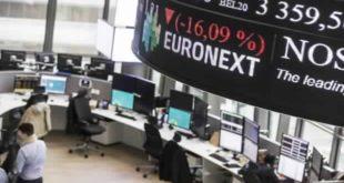 أسواق المال الأوروبية، بيانات الوظائف، الاقتصاد الأمريكي