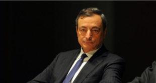 ماريو دراجي، البنك المركزي الأوروبي ، الاقتصاد الأوروبي