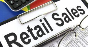 مبيعات التجزئة، الاقتصاد الأمريكي