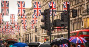 الاقتصاد البريطاني، الجنية الأسترليني، الناتج المحلي