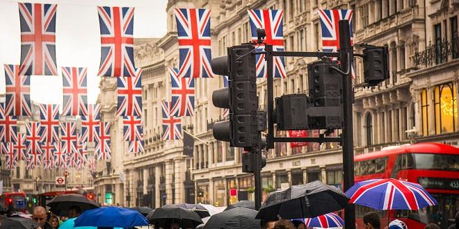اقتصاد بريطاني، الاسترليني، الناتج المحلي