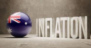 التضخم، أستراليا، أسعار المستهلكين