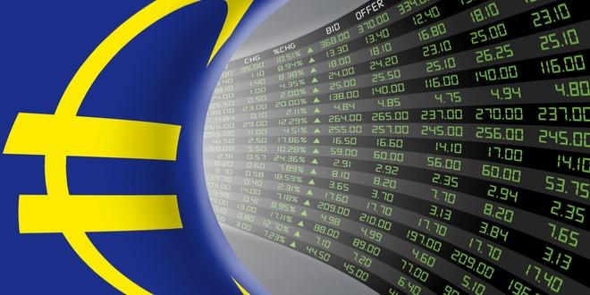 الأسهم الأوروبية، ستوكس600، اليورو