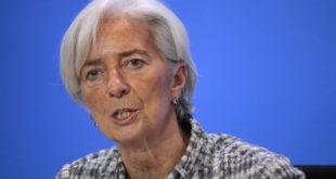 اقتصاد اليورو، لاجارد، اليورو