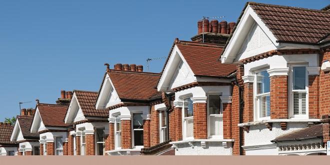 أسعار المنازل، بريطانيا، الجنيه الإسترليني
