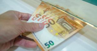 اليورو، منطقة اليورو، فائض الميزان التجاري