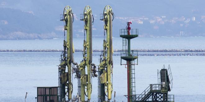 الغاز المسال، أوروبا، أسواق الطاقة