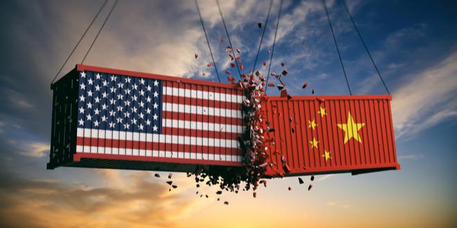 الحرب التجارية، الصين، الولايات المتحدة