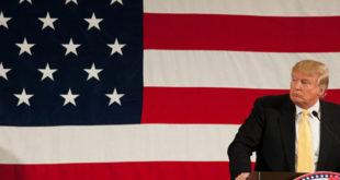 الرئيس الأمريكي ، دونالد ترامب، المكسيك ، الجدار الحدودي