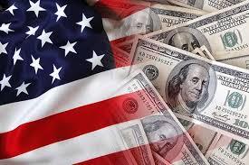 الاقتصاد الأمريكي، الدولار، الناتج المحلي