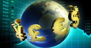 الاقتصاد العالمي، معدل النمو، البنوك المركزية