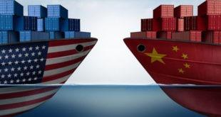 الاقتصاد الأمريكي، الاقتصاد الصيني، الحرب التجارية