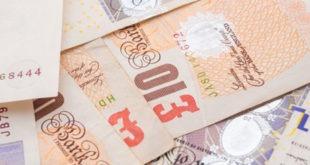 الجنيه الاسترليني ، الدولار الأمريكي، أسعار العملات