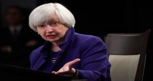 جينت يلين، اقتصاد أمريكا، الفيدرالي الأمريكي