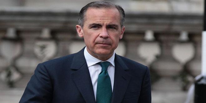 مارك كارني، بنك إنجلترا، اقتصاد بريطانيا