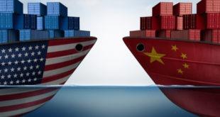 واشنطن وبكين، المحادثات التجارية، رسوم جمركية