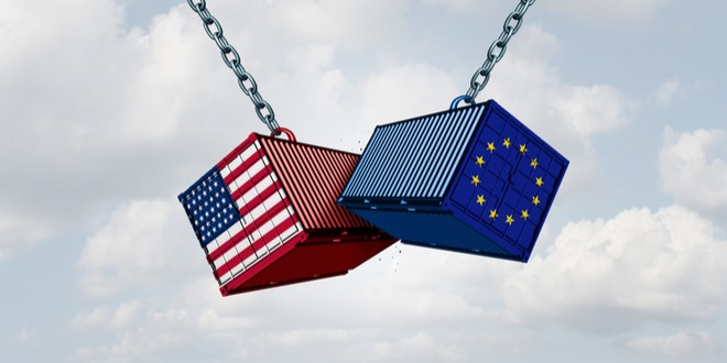 الاتحاد الأوروبي ، أمريكا ، المفوضية الأوروبية