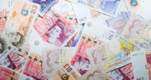 الإسترليني، الفوركس، أسواق العملات