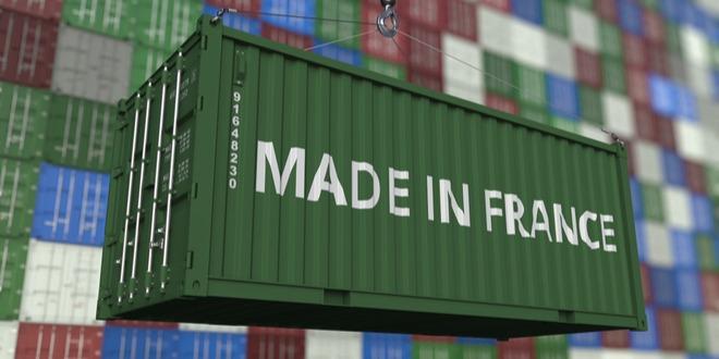 الإنتاج الصناعي، فرنسا، السلع