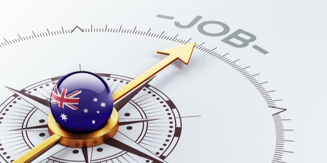 معدل التوظيف، الاقتصاد الأسترالي، العاملين