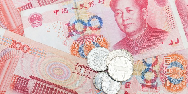 القروض الصينية، اليوان الصيني، العملات