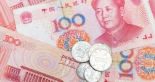 اليوان الصيني، أسواق العملات، الفوركس