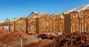 أعمال البناء، الاقتصاد الأسترالي، أسعار السكن