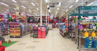 مبيعات التجزئة، سويسرا، قطاع الأغذية