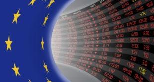 الأسهم الأوروبية، ستوكس 600، اليورو