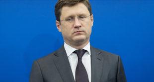 ألكسندر نوفاك، أسواق الطاقة، كورونا