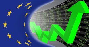 أسهم أوروبا، فوتسي، اليورو