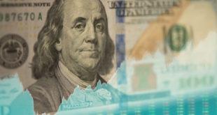 الإنفاق الإستهلاكي، الولايات المتحدة، الدولار الأمريكي