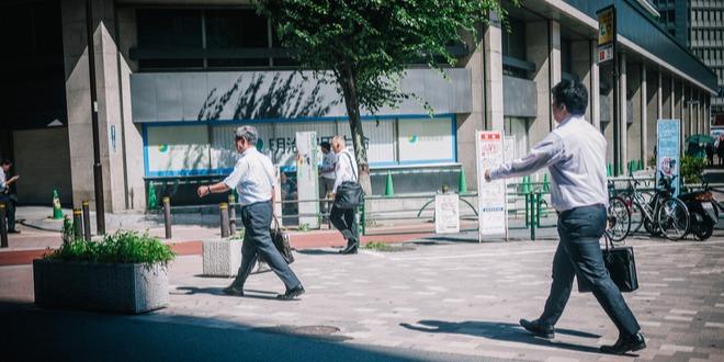 اليابان، البطالة، الين