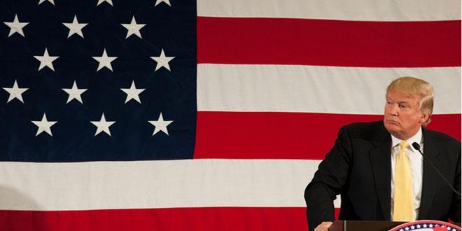ترامب ، الرئيس الأمريكي ، المفاوضات التجارية