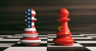 الصين، الولايات المتحدة، التوترات