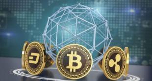 البيتكوين، سوق العملات المشفرة، العملات