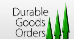 طلبات السلع المعمرة، الاقتصاد الأمريكي، الدولار