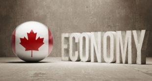 الاقتصاد الكندي، مبيعات التصنيع، الدولار الكندي