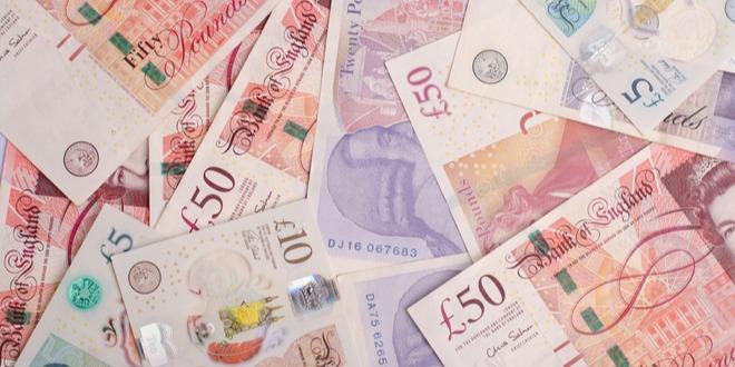 الجنيه الاسترليني، العملات، الفوركس