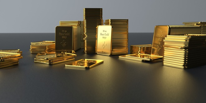 أسعار الذهب ، العقود الآجلة للذهب