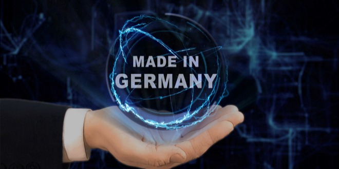 الميزان التجاري، صادرات ألمانيا، اليورو