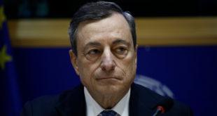 دراجي، محافظ المركزي الأوروبي، منطقة اليورو