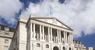 بنك إنجلترا، السياسة النقدية، الإسترليني