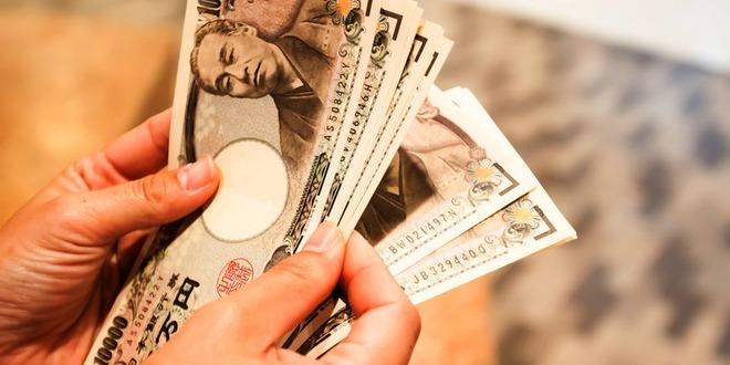 ثقة المستهلك، اليابان، الين