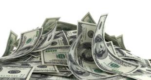 متوسط الأجور، الولايات المتحدة، الدولار